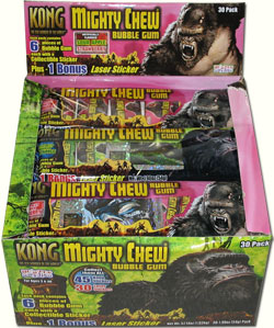 KONG Mighty Chew Bubble Gum